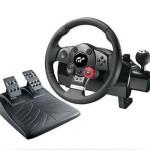 ロジクール製ステアリングコントローラ「ドライビングフォースGT」使用レビュー