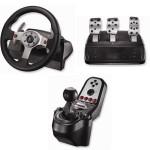 ロジクール製ステアリングコントローラ「G25レーシングホイール」使用レビュー