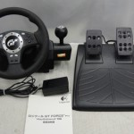 ロジクール製ステアリングコントローラ「GTFROCE-Pro」使用レビュー