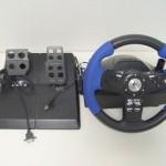 ロジクール製ステアリングコントローラ「GT FROCE-RX」特徴レビュー