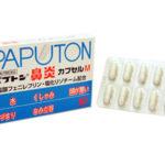 【実体験】鼻炎カプセル『パプトン』を間違って飲み過ぎたら倒れかけた、その際の症状や副作用